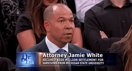 Attorney Jamie White on Dr. Phil